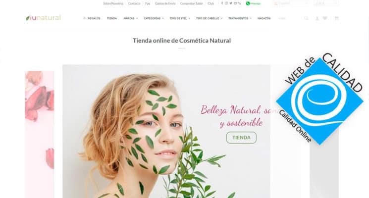 Iunatural Quality Web