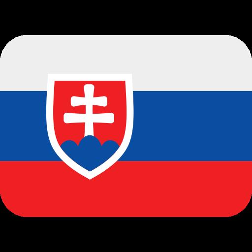 Bandera Eslovaquia