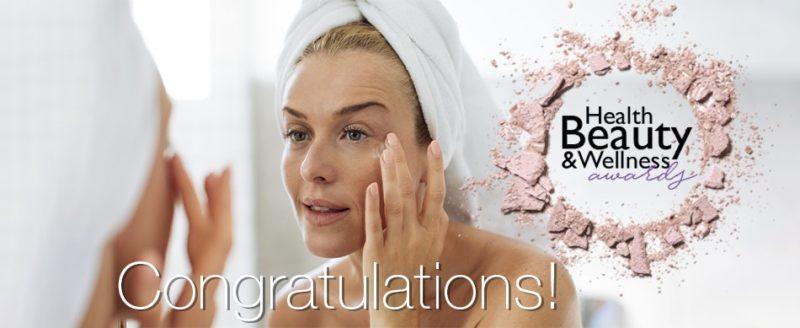 ¡Premios de Salud, Belleza y Bienestar 2020!