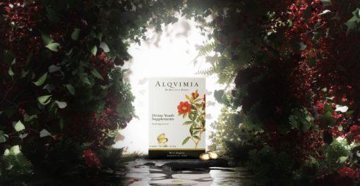 Alqvimia Divine Youth Supplements