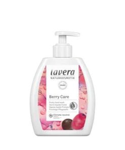Lavera-soap-hands-red-fruits
