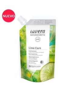 Lavera-refill-hand-soap-fresh-lime-500