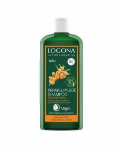 Logona šampon za popravak i njegu s čičak