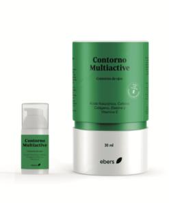 Ebers Contorno de Ojos Multiactive con Acido Hialuronico y Cafeina