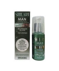 Shilart Man Emulsión Facial Anti-Envejecimiento