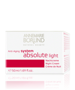 Annemarie Börlind System Absolute Crema de Noche Light
