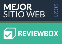 Premio Mejor Sitio Web 2021