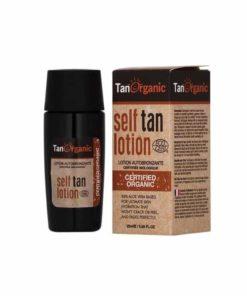 Tanorganic Autobronceador Hidratante con Color Lotion 25ml