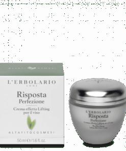 L'Erbolario Respuesta Perfección Crema Facial Efecto Lifting